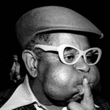 """John Birks Dizzy Gillespie at the Hollywood Bowl\"", Hollywood"