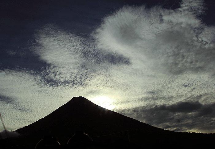 MT. FUEGO, ANTIGUA
