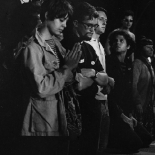 Praying Nonviolence at Democratic National Convention Chicago 1968